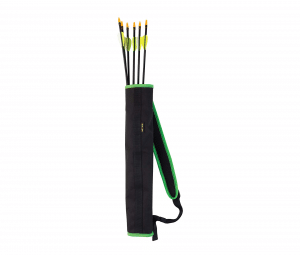 Allen Youth Archery Compact Back Arrow Quiver 2