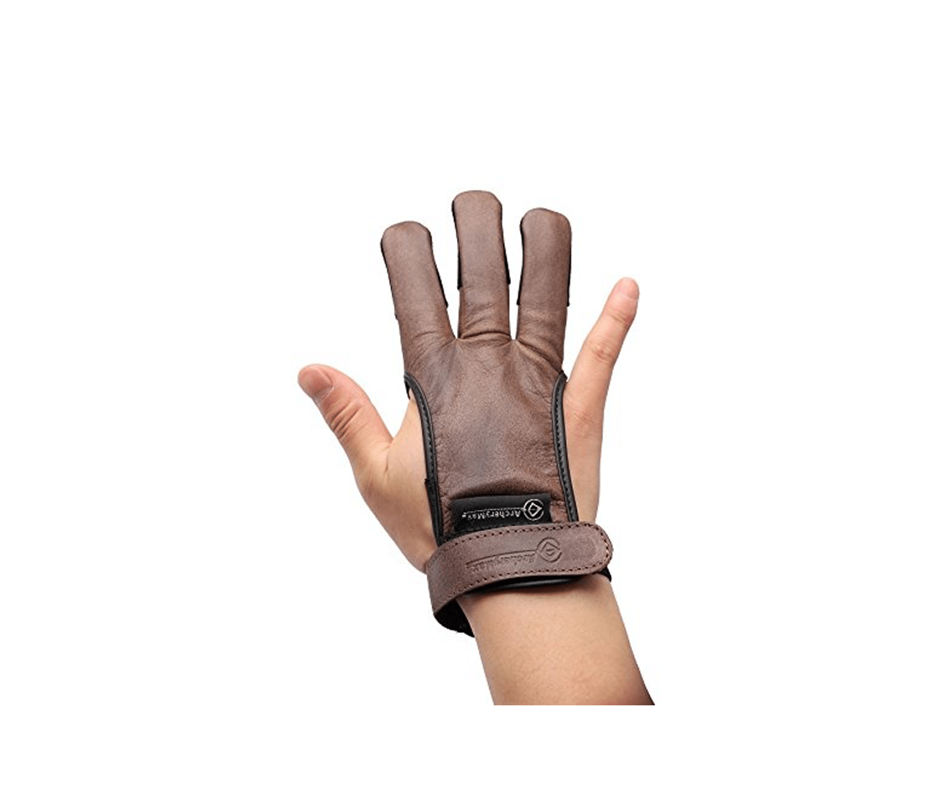 ArcheryMax Handmade Leather Glove