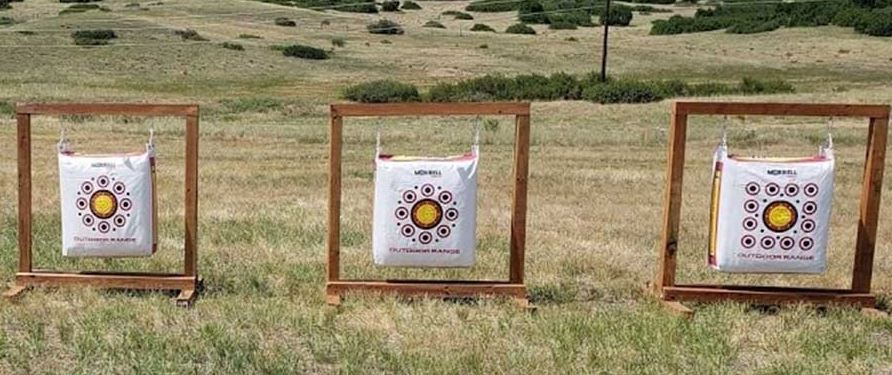 Backcountry Wilderness Area Archery Range and 3D Range