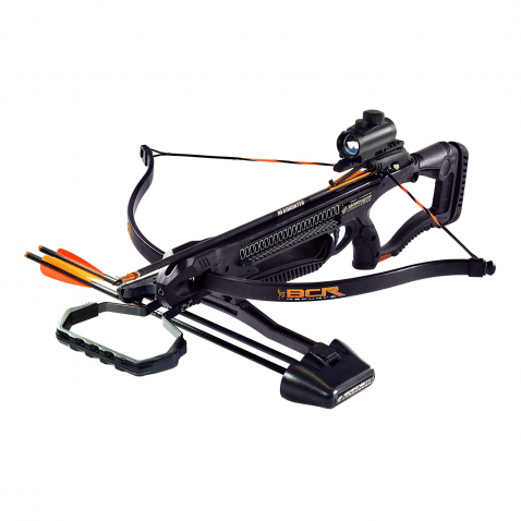The Recurve Crossbow