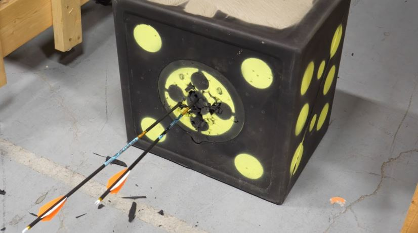 Best Crossbow Targets for Broadheads