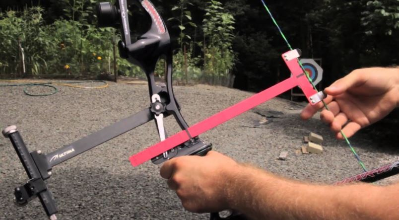 Can you put a whisker biscuit on a recurve bow.