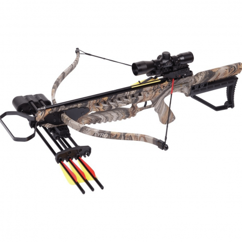 The Repeating Crossbow
