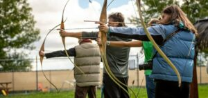 Compound Bow vs. Longbow