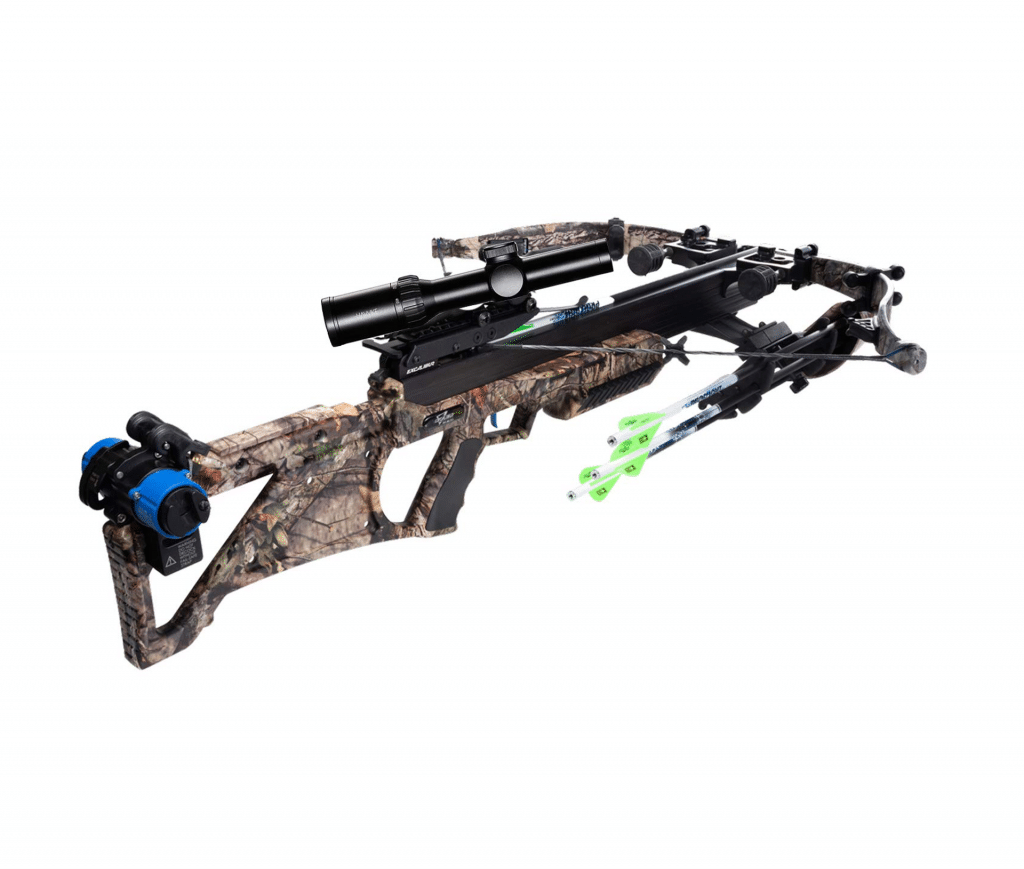best excalibur crossbow reviews of the Excalibur Bulldog 440 sideview