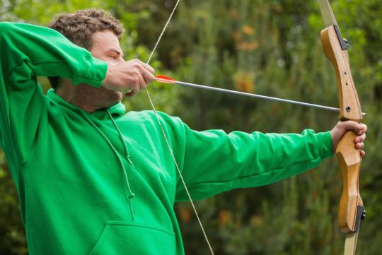 The Release – Letting Go Of The Bowstring