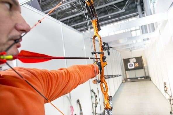 How Far Can a Compound Bow Shoot