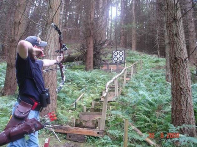How Many Archery Ranges are in Connecticut