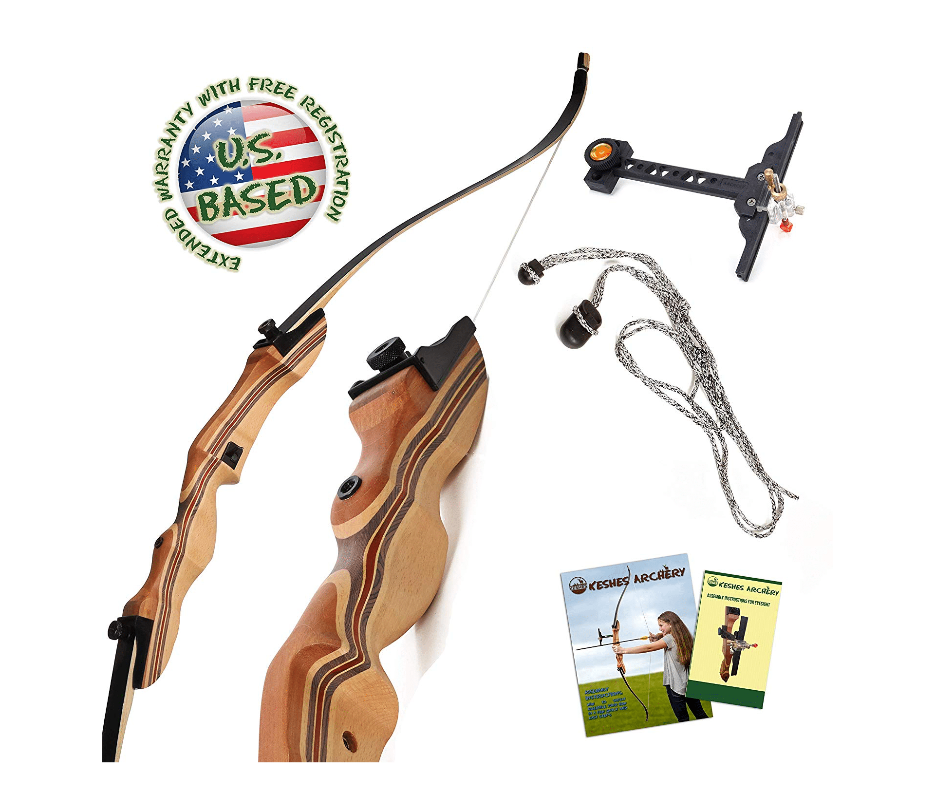 KESHES Archery Carbon Hunting Arrows