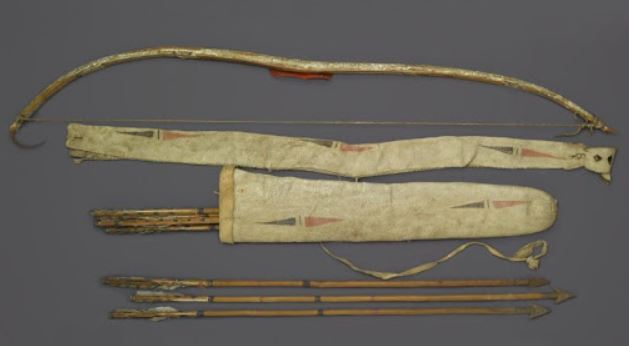 Making Arrows in Ancient