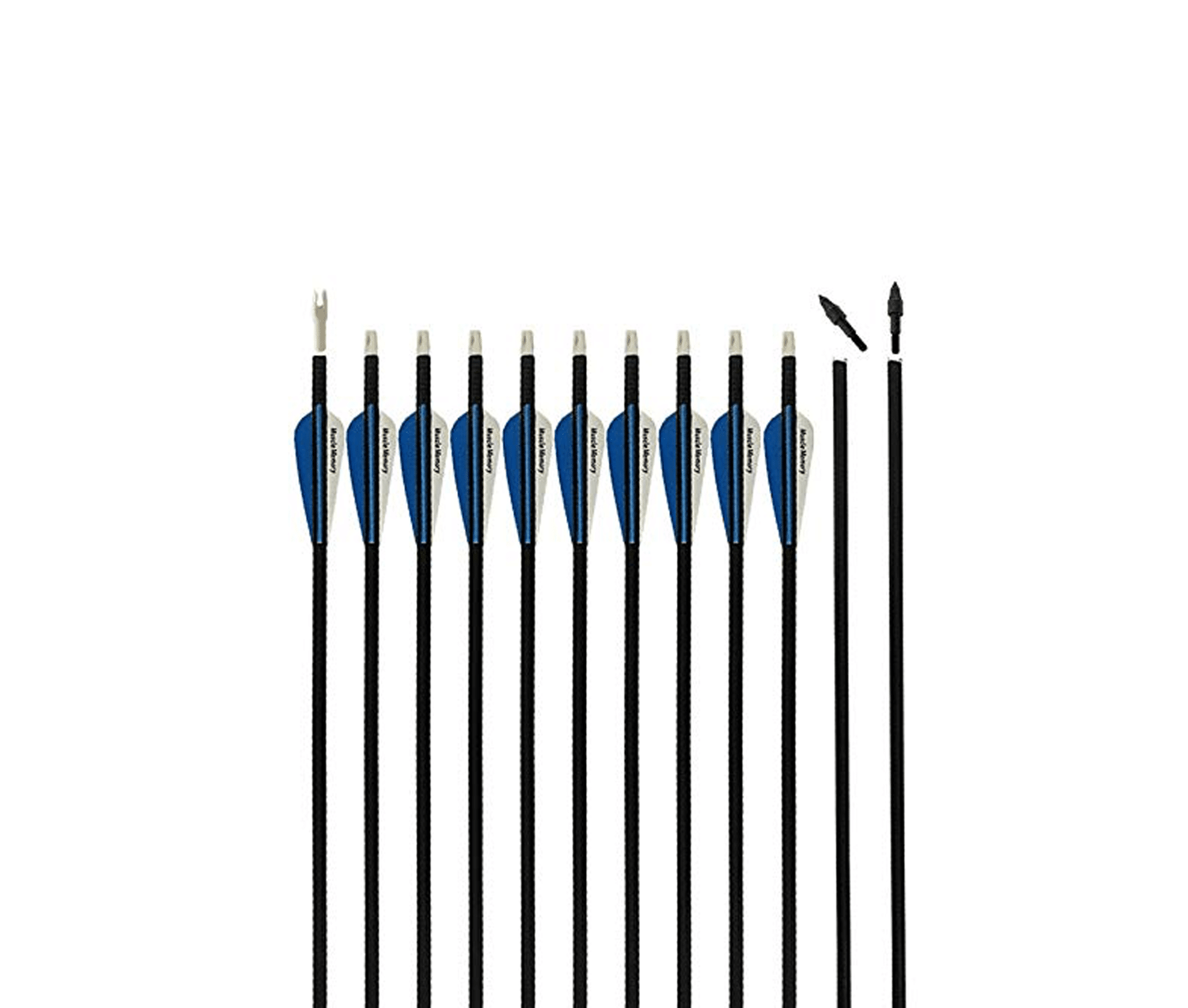 REEGOX Archery Arrows 30 inch Carbon