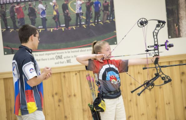 The Benefits of Taking Archery Classes