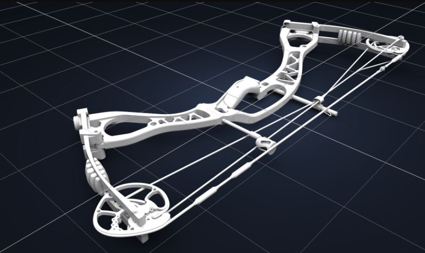 The Design of Compound Bow