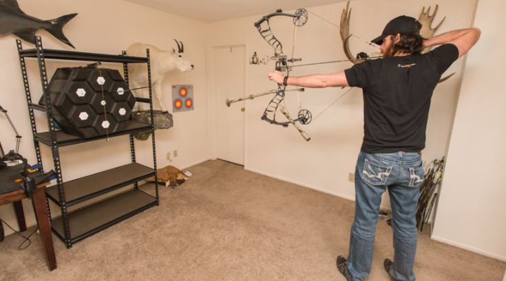 The Legality of Practicing Archery at Home