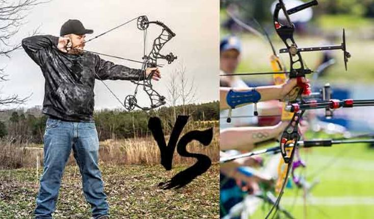 Traditional and Recurve Bows vs. Compound Bows