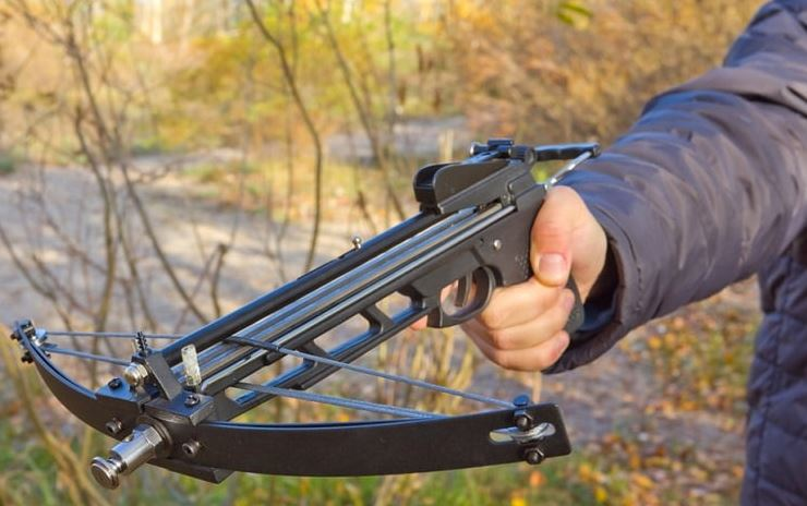 What Is a Crossbow Pistol