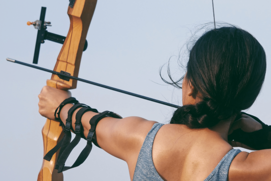 The Follow Through – Final Step in Your Archery Shot