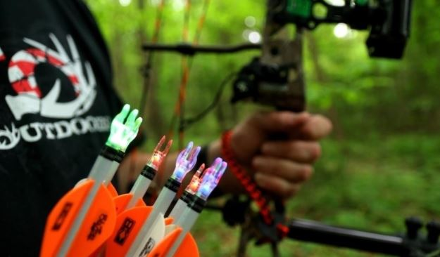 When to Use a Lighted Nock